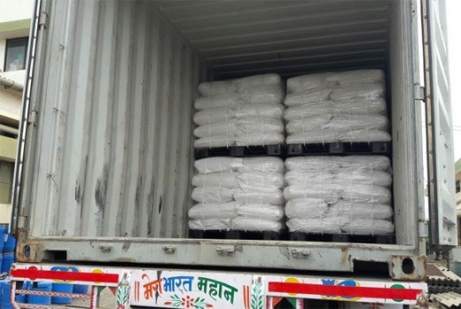 AGRI SEARCH EXPORTS MATERIAL TO BANGLADESH